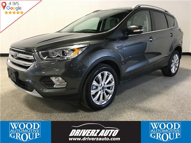 2017 Ford Escape Titanium (Stk: P11534) in Calgary - Image 1 of 12