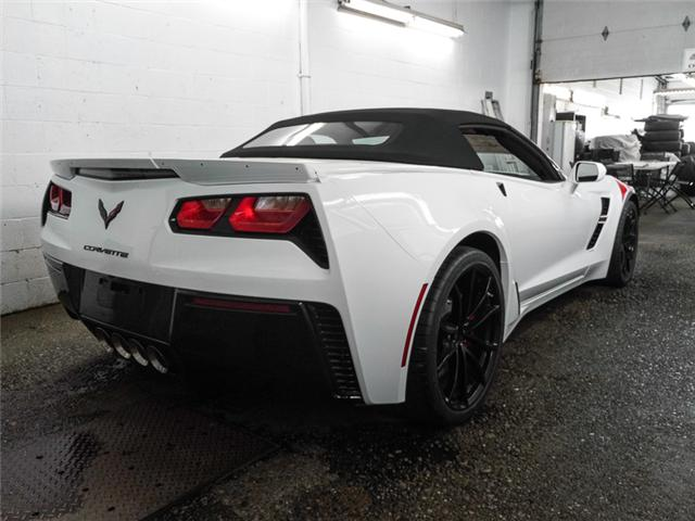 2019 Chevrolet Corvette Grand Sport (Stk: K9-30150) in Burnaby - Image 2 of 7