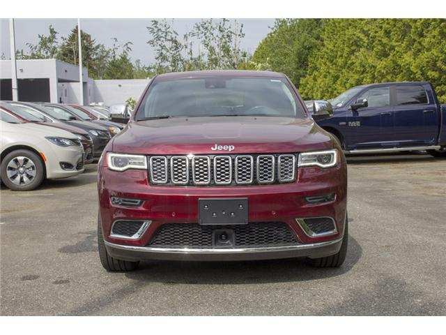2018 Jeep Grand Cherokee Summit (Stk: J192733) in Abbotsford - Image 2 of 28