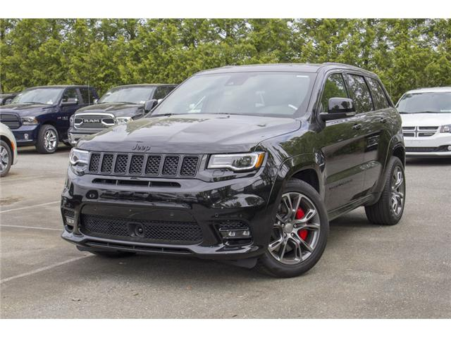 2018 Jeep Grand Cherokee SRT (Stk: J313675) in Abbotsford - Image 3 of 27