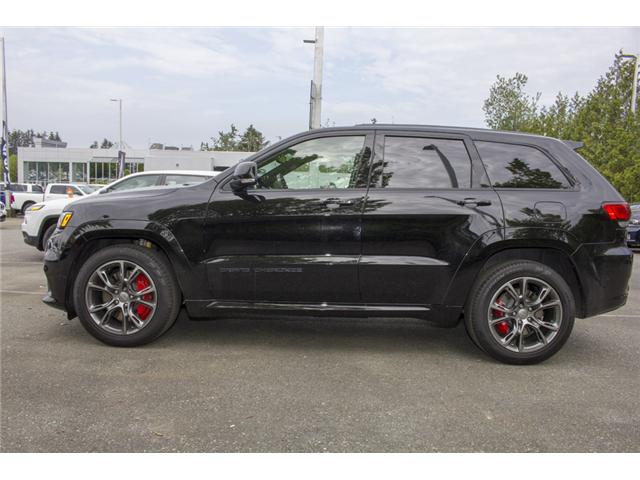 2018 Jeep Grand Cherokee SRT (Stk: J313675) in Abbotsford - Image 4 of 27