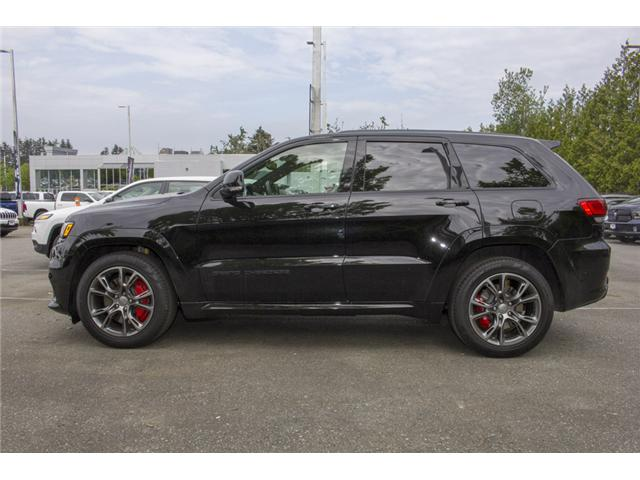 2018 Jeep Grand Cherokee SRT (Stk: J313675) in Abbotsford - Image 5 of 27