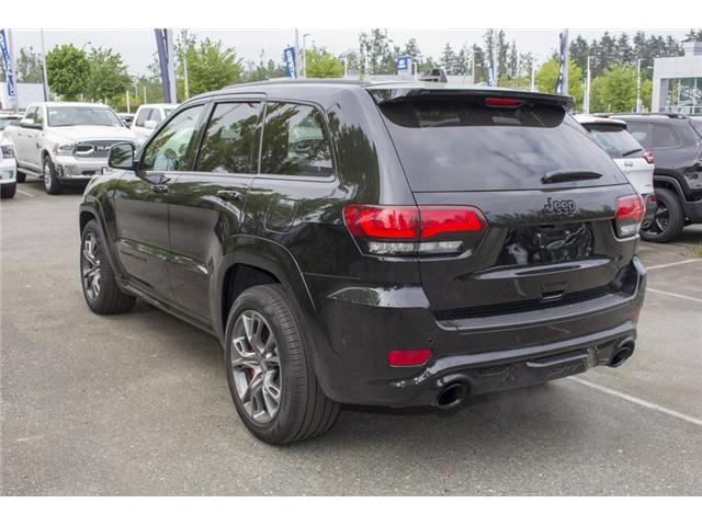 2018 Jeep Grand Cherokee SRT (Stk: J313675) in Abbotsford - Image 6 of 27