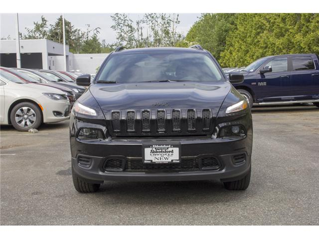 2018 Jeep Cherokee Sport (Stk: J522918) in Abbotsford - Image 2 of 27