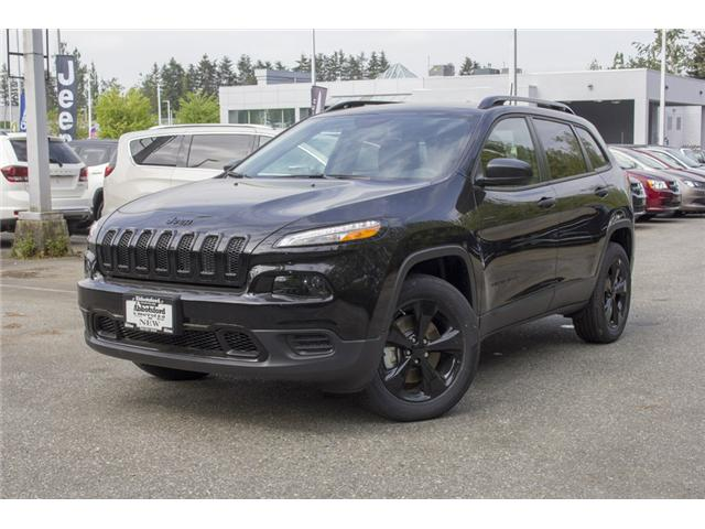 2018 Jeep Cherokee Sport (Stk: J522918) in Abbotsford - Image 3 of 27
