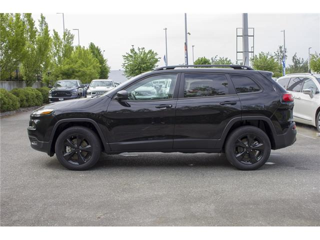 2018 Jeep Cherokee Sport (Stk: J522918) in Abbotsford - Image 4 of 27