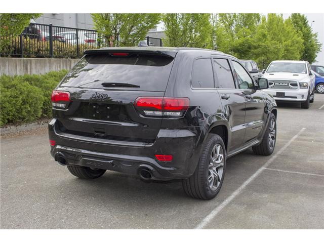 2018 Jeep Grand Cherokee SRT (Stk: J313675) in Abbotsford - Image 8 of 27
