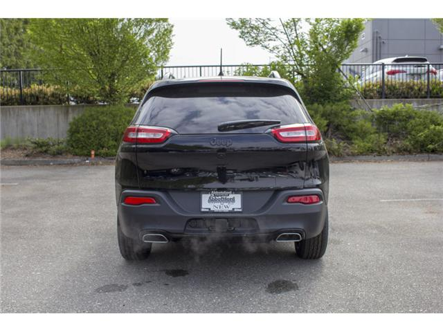 2018 Jeep Cherokee Sport (Stk: J522918) in Abbotsford - Image 6 of 27