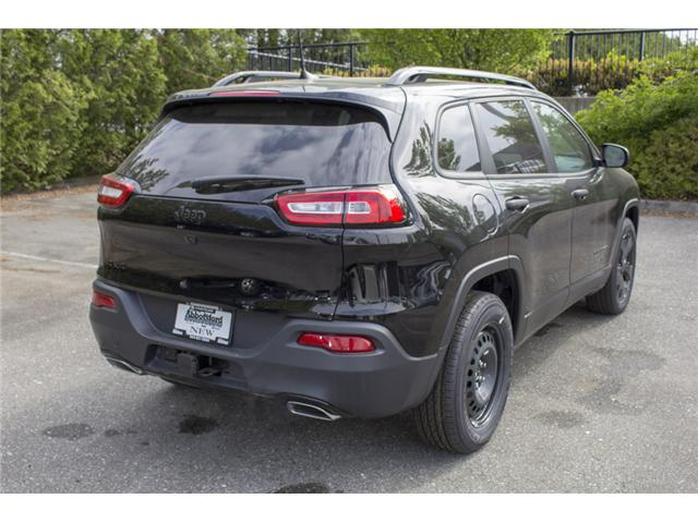2018 Jeep Cherokee Sport (Stk: J522918) in Abbotsford - Image 7 of 27