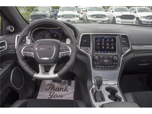 2018 Jeep Grand Cherokee SRT (Stk: J313675) in Abbotsford - Image 17 of 27