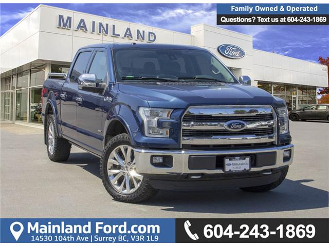 2015 Ford F-150 Lariat (Stk: 8F13138A) in Surrey - Image 1 of 30