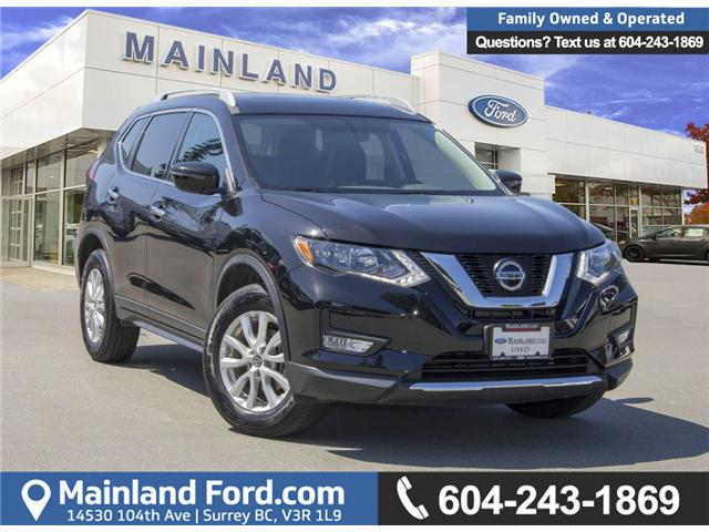 2018 Nissan Rogue SV (Stk: P9664) in Surrey - Image 1 of 27