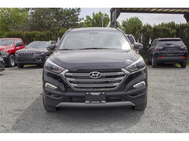 2018 Hyundai Tucson Noir 1.6T (Stk: JT722928) in Abbotsford - Image 2 of 28