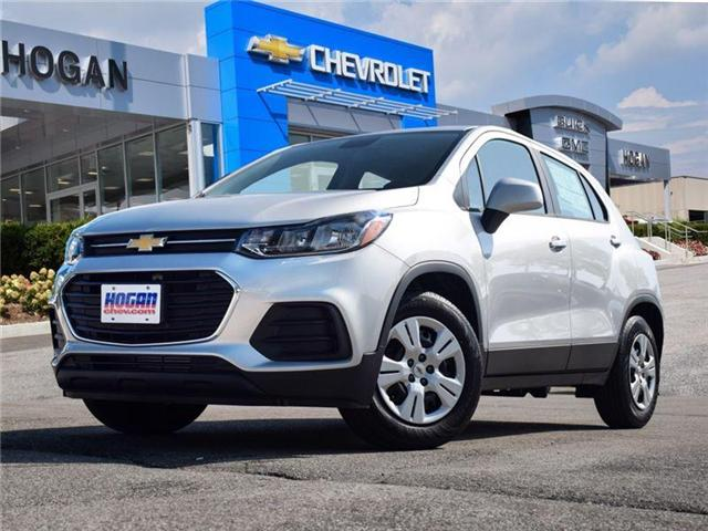 2018 Chevrolet Trax LS (Stk: 8349575) in Scarborough - Image 1 of 25