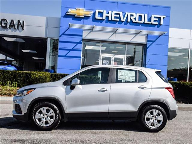 2018 Chevrolet Trax LS (Stk: 8349575) in Scarborough - Image 2 of 25