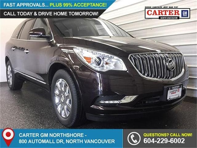 2017 Buick Enclave Leather (Stk: 7EC65000) in Vancouver - Image 1 of 7