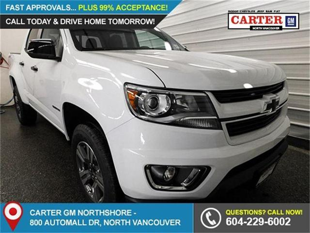 2018 Chevrolet Colorado LT (Stk: 8CL19850) in Vancouver - Image 1 of 7