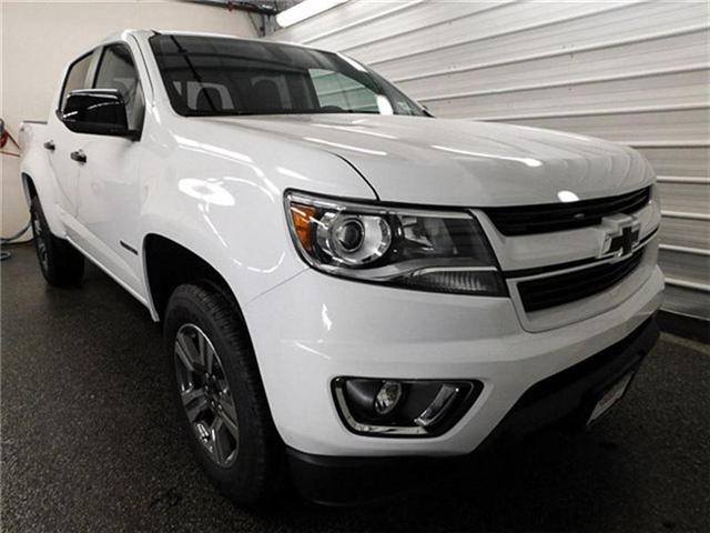 2018 Chevrolet Colorado LT (Stk: 8CL19850) in Vancouver - Image 2 of 7