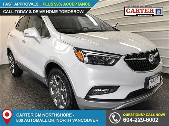 2018 Buick Encore Essence (Stk: 8K86080) in Vancouver - Image 1 of 7