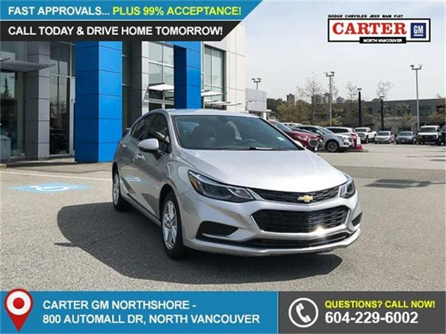 2018 Chevrolet Cruze LT Auto (Stk: 8C42840) in Vancouver - Image 1 of 7