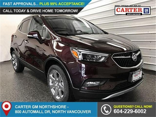 2018 Buick Encore Essence (Stk: 8K98730) in Vancouver - Image 1 of 7