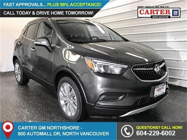 2018 Buick Encore Preferred (Stk: 8K40710) in Vancouver - Image 1 of 7
