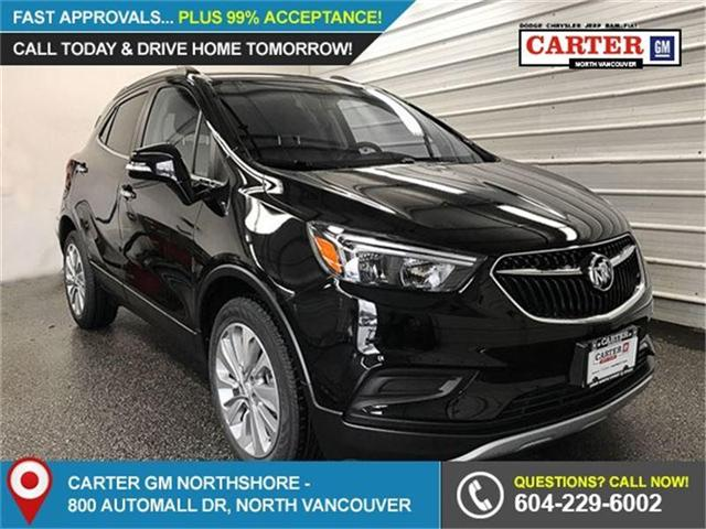2018 Buick Encore Preferred (Stk: 8K55060) in Vancouver - Image 1 of 7