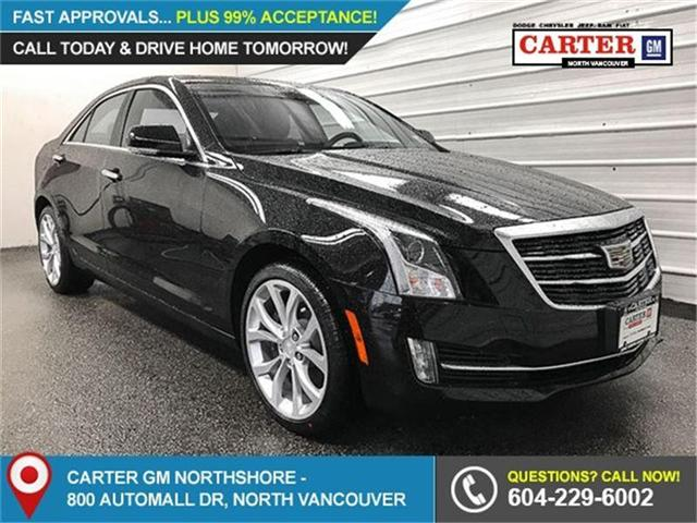 2018 Cadillac ATS 3.6L Premium Luxury (Stk: 8D77540) in Vancouver - Image 1 of 7