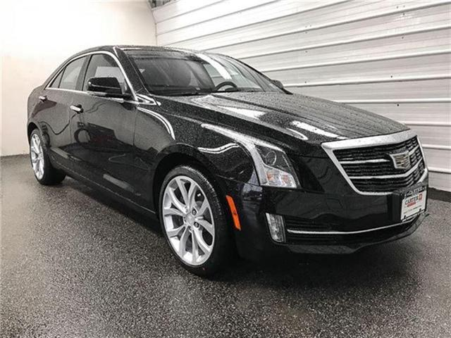 2018 Cadillac ATS 3.6L Premium Luxury (Stk: 8D77540) in Vancouver - Image 2 of 7