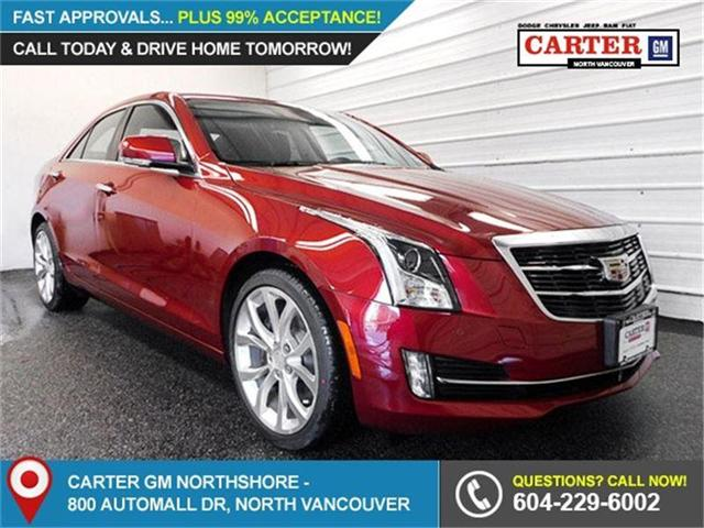 2018 Cadillac ATS 3.6L Premium Luxury (Stk: 8D69110) in Vancouver - Image 1 of 7