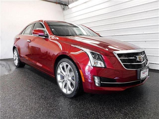 2018 Cadillac ATS 3.6L Premium Luxury (Stk: 8D69110) in Vancouver - Image 2 of 7