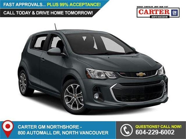 2018 Chevrolet Sonic LT Auto (Stk: 8N06780) in Vancouver - Image 1 of 1
