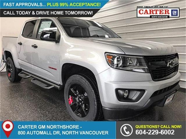 2018 Chevrolet Colorado LT (Stk: 8CL96270) in Vancouver - Image 1 of 7