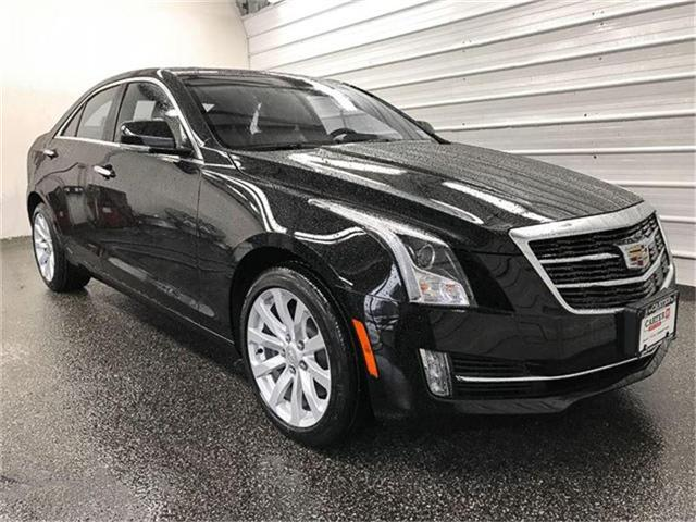 2018 Cadillac ATS 3.6L Premium Luxury (Stk: 8D38110) in Vancouver - Image 2 of 7