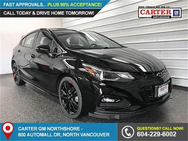 2018 Chevrolet Cruze LT Auto (Stk: 8C97640) in Vancouver - Image 1 of 7