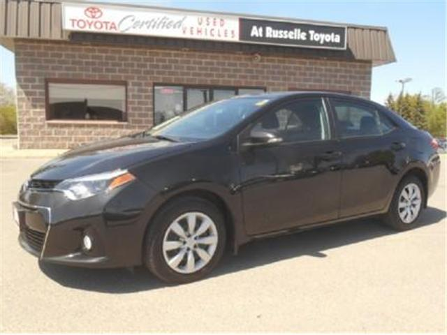 2016 Toyota Corolla  (Stk: U7195) in Peterborough - Image 1 of 9