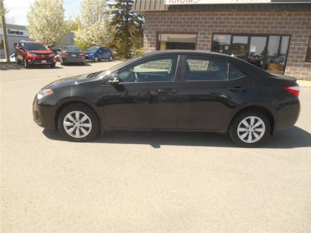 2016 Toyota Corolla  (Stk: U7195) in Peterborough - Image 2 of 9