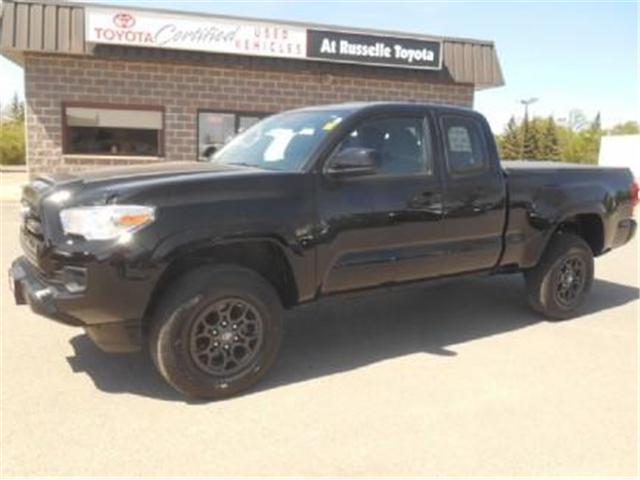 2016 Toyota Tacoma SR+ (Stk: U7172) in Peterborough - Image 1 of 9