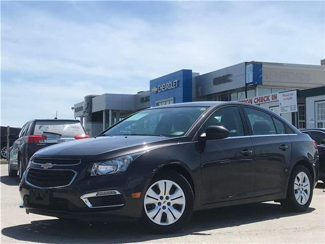 2015 Chevrolet Cruze  (Stk: 7115127A) in Newmarket - Image 1 of 7