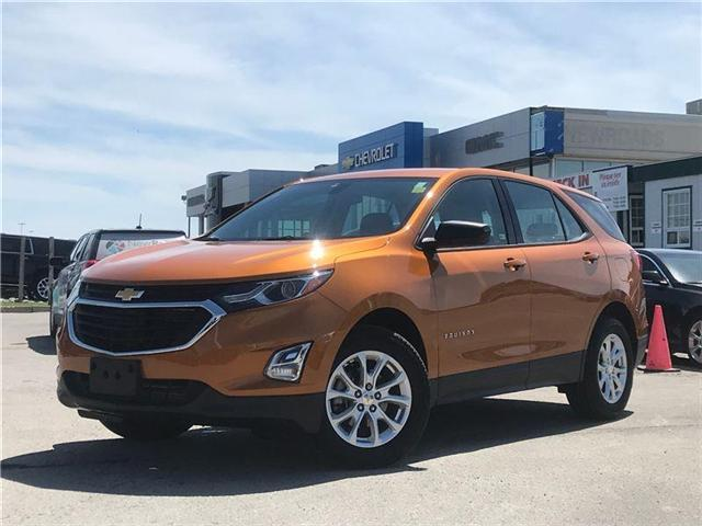 2018 Chevrolet Equinox LS (Stk: NR12767) in Newmarket - Image 1 of 8