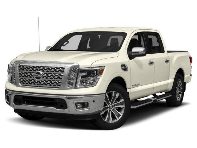2018 Nissan Titan SL Midnight Edition (Stk: 18-285) in Kingston - Image 1 of 9