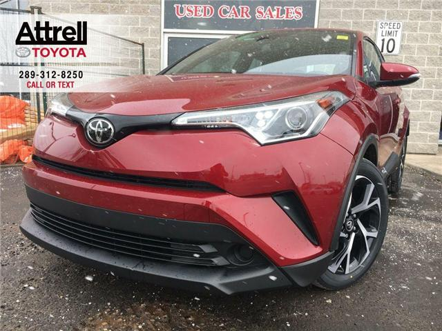 2018 Toyota C-HR XLE (Stk: 41015) in Brampton - Image 1 of 30