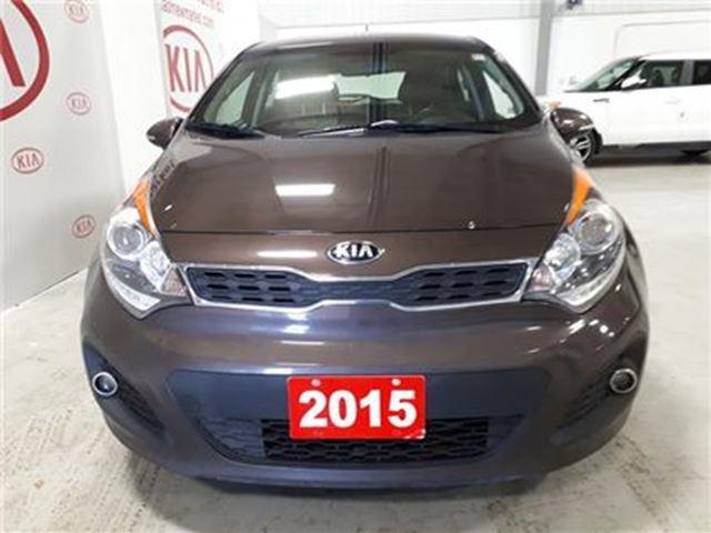 2015 Kia Rio SX (Stk: P0486) in Newmarket - Image 7 of 15