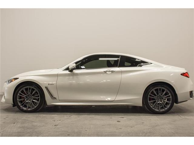 2017 Infiniti Q60 3.0t Red Sport 400 (Stk: C5694A) in Vaughan - Image 2 of 15