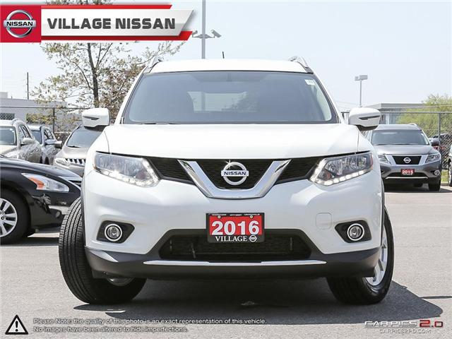 2016 Nissan Rogue SV (Stk: 80490A) in Unionville - Image 2 of 27