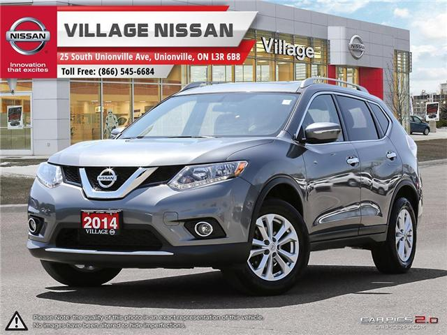 2014 Nissan Rogue SV (Stk: P2651) in Unionville - Image 1 of 27