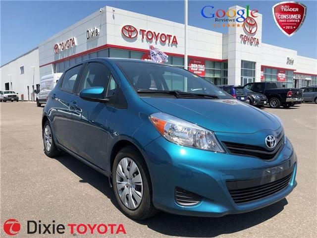 2014 Toyota Yaris LE (Stk: D181814A) in Mississauga - Image 1 of 14