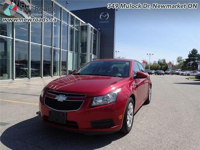 2013 Chevrolet Cruze LT Turbo (Stk: 40278A) in Newmarket - Image 1 of 30