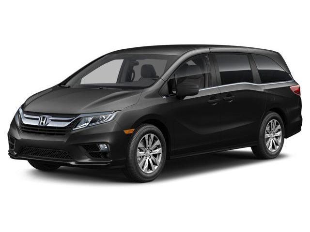 2019 Honda Odyssey EX-L (Stk: 9501261) in Brampton - Image 1 of 2