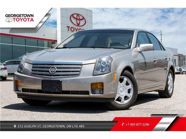 2003 Cadillac CTS  (Stk: 03-19998) in Georgetown - Image 1 of 18